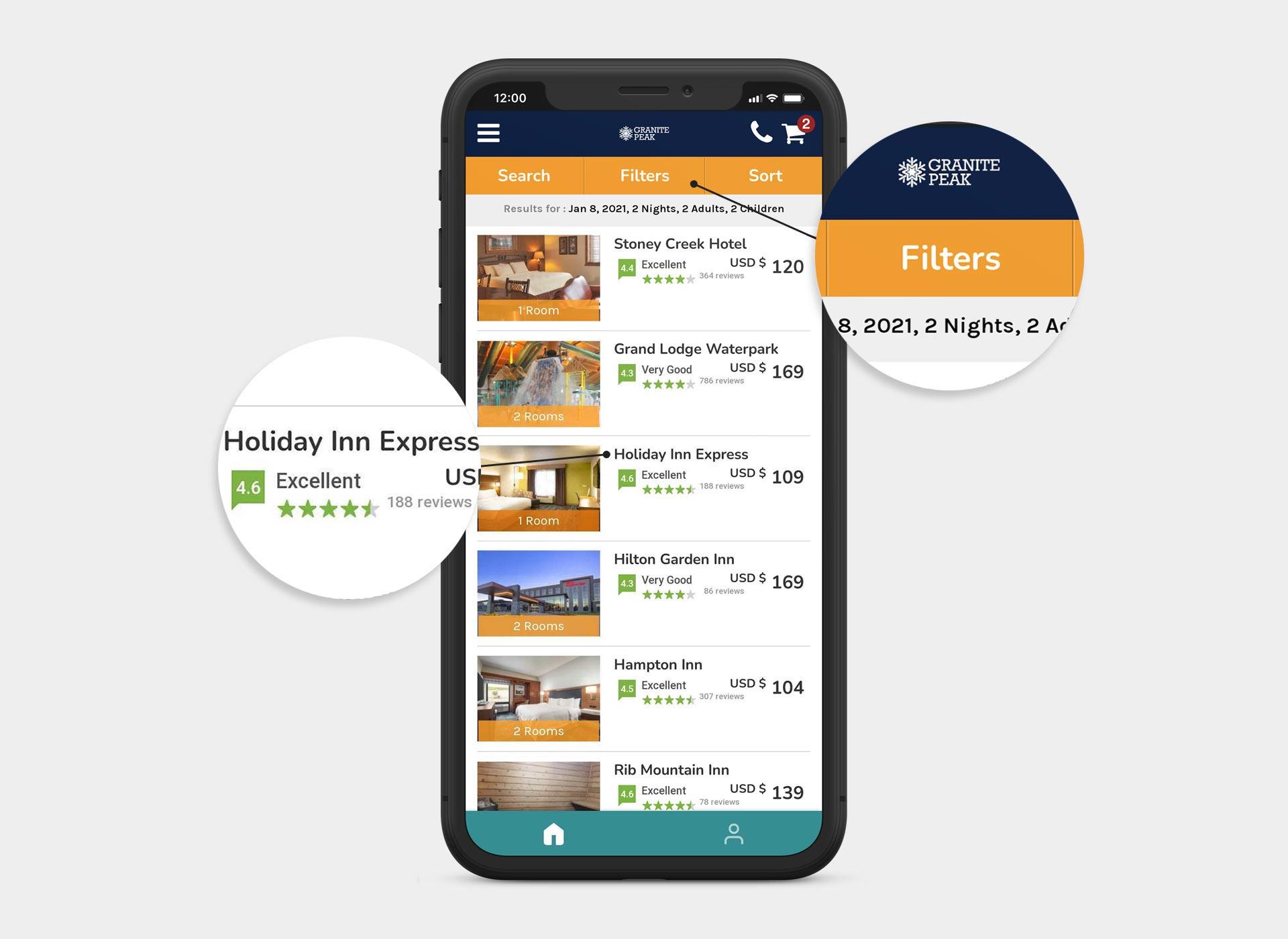 Mobile Apps Application Development Company Builder Tracking Design Creator App 2