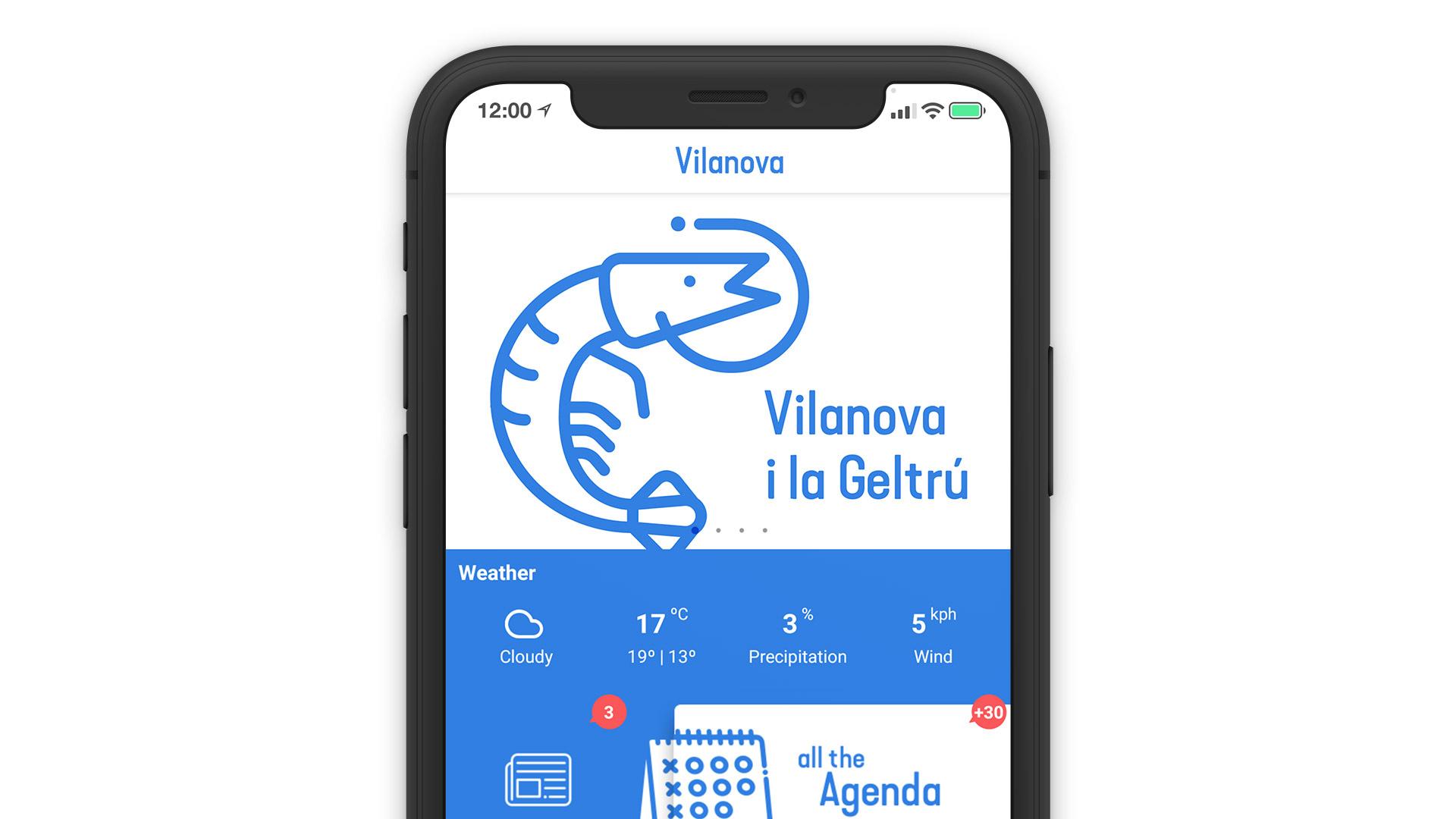 Vilanova App Online Direct Booking System Reservation Solution Mobile Laptop
