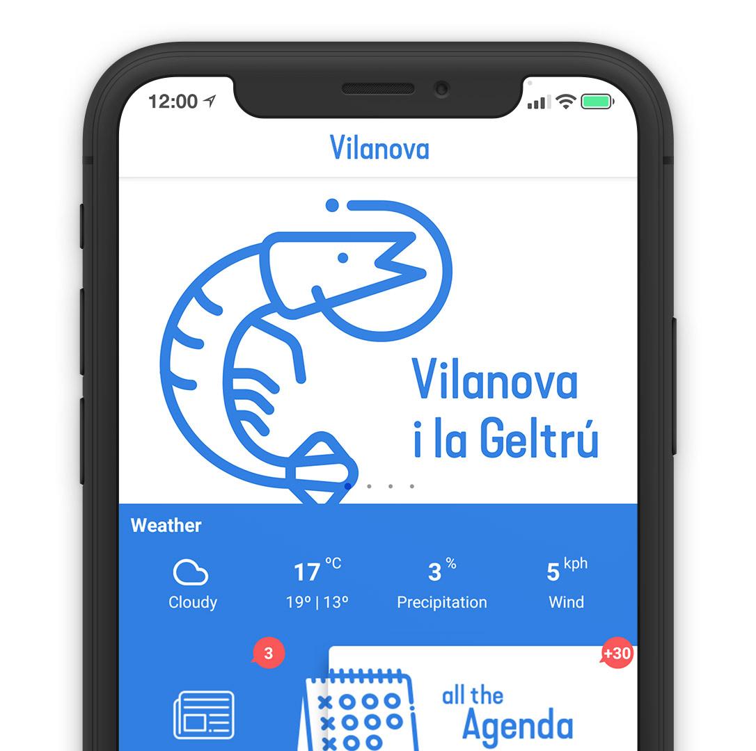 Vilanova App Online Direct Booking System Reservation Solution Mobile Smartphone